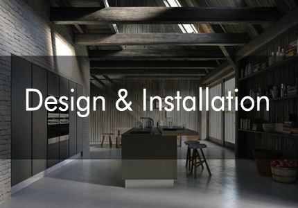 Kitchen Design & Installation by fci Nigeria