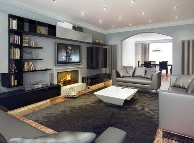 Residential Construction & Interiors Project, St. Johns Wood, London